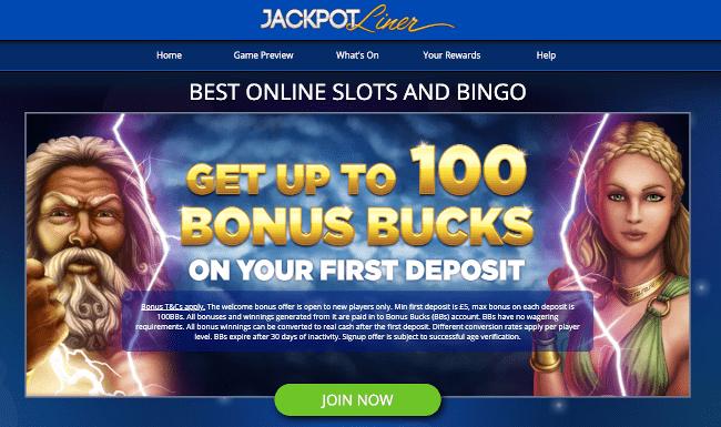 Jackpot Liner Alternative
