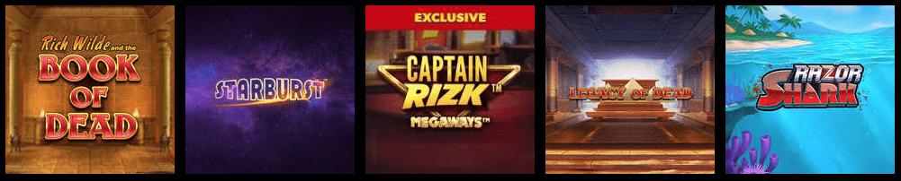 RIZK Casino Bonus-Code